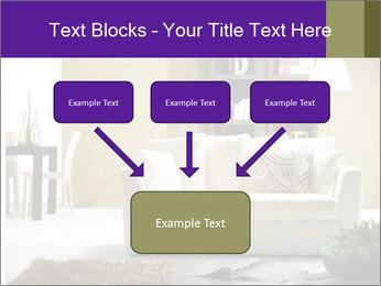 Modern living room PowerPoint Templates - Slide 70