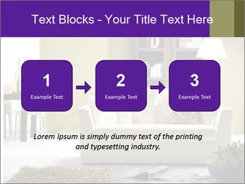 Modern living room PowerPoint Templates - Slide 71