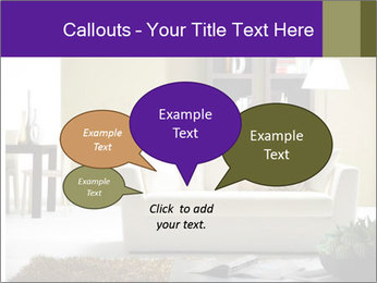 Modern living room PowerPoint Templates - Slide 73