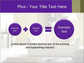 Modern living room PowerPoint Templates - Slide 75