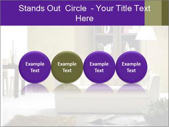 Modern living room PowerPoint Templates - Slide 76