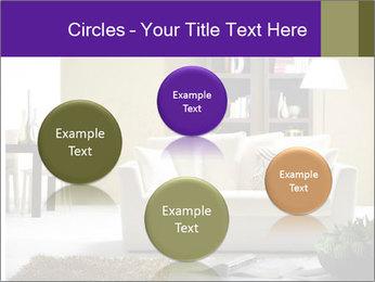 Modern living room PowerPoint Templates - Slide 77