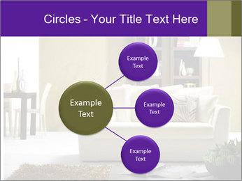 Modern living room PowerPoint Templates - Slide 79