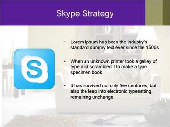Modern living room PowerPoint Templates - Slide 8
