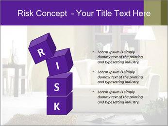 Modern living room PowerPoint Templates - Slide 81