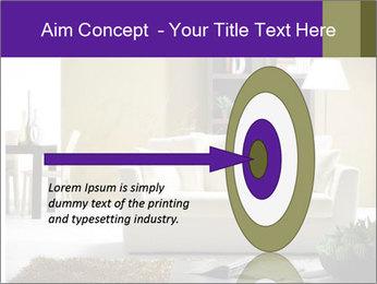Modern living room PowerPoint Templates - Slide 83