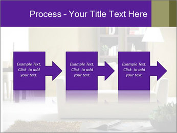 Modern living room PowerPoint Templates - Slide 88