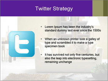 Modern living room PowerPoint Templates - Slide 9