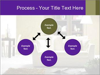 Modern living room PowerPoint Templates - Slide 91