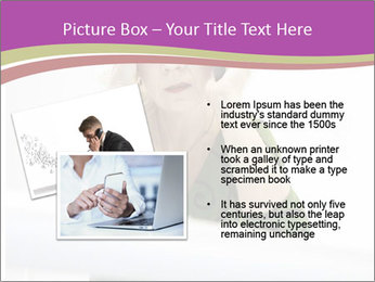 Caucasian middle PowerPoint Template - Slide 20