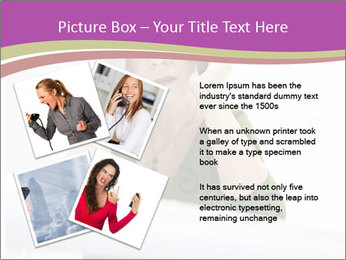 Caucasian middle PowerPoint Template - Slide 23