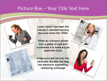 Caucasian middle PowerPoint Template - Slide 24