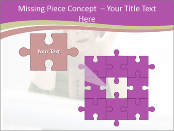 Caucasian middle PowerPoint Template - Slide 45