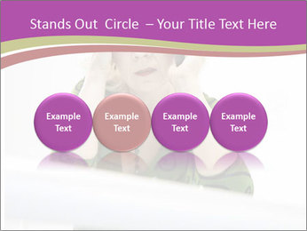 Caucasian middle PowerPoint Template - Slide 76