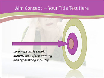 Caucasian middle PowerPoint Template - Slide 83