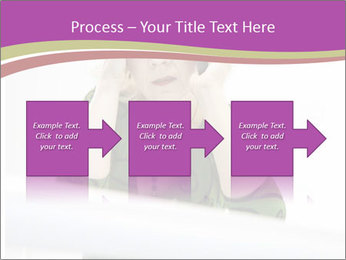 Caucasian middle PowerPoint Template - Slide 88