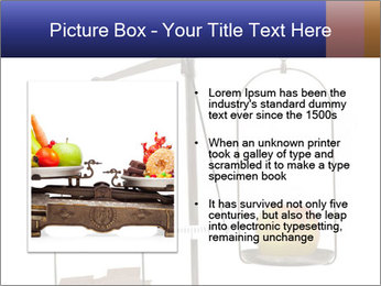 Old scales with apple PowerPoint Templates - Slide 13
