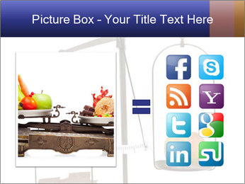 Old scales with apple PowerPoint Templates - Slide 21
