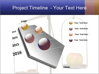 Old scales with apple PowerPoint Templates - Slide 26