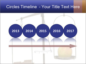 Old scales with apple PowerPoint Templates - Slide 29