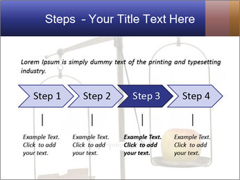 Old scales with apple PowerPoint Templates - Slide 4
