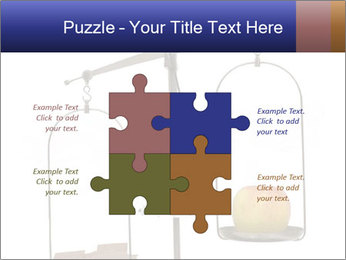 Old scales with apple PowerPoint Templates - Slide 43