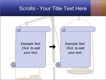 Old scales with apple PowerPoint Templates - Slide 74