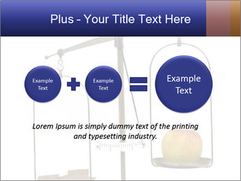 Old scales with apple PowerPoint Templates - Slide 75