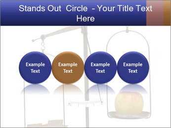 Old scales with apple PowerPoint Templates - Slide 76