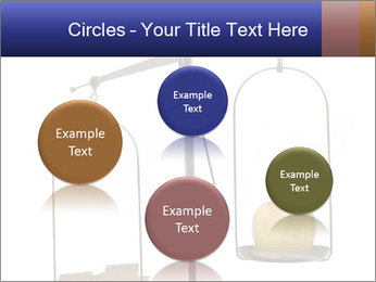 Old scales with apple PowerPoint Templates - Slide 77
