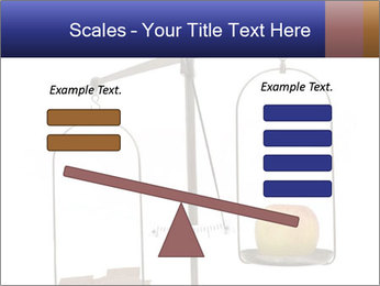 Old scales with apple PowerPoint Templates - Slide 89