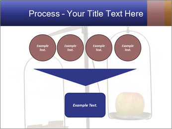 Old scales with apple PowerPoint Templates - Slide 93