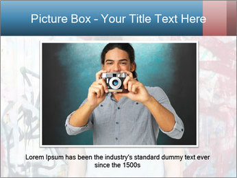 Young man PowerPoint Template - Slide 16