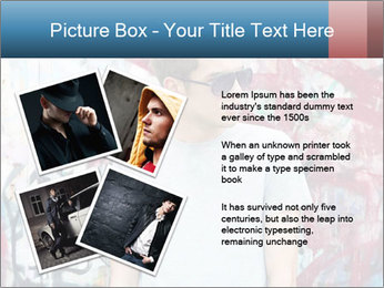 Young man PowerPoint Template - Slide 23