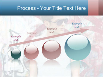 Young man PowerPoint Template - Slide 87