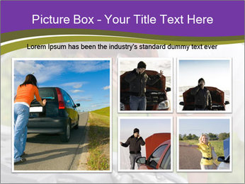 Engine failure PowerPoint Template - Slide 19
