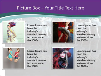 Ballet show PowerPoint Template - Slide 14