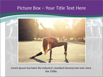 Ballet show PowerPoint Template - Slide 16