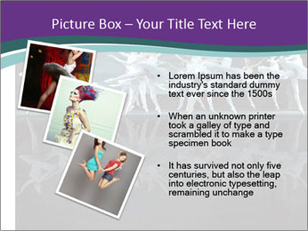 Ballet show PowerPoint Template - Slide 17