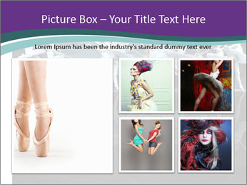 Ballet show PowerPoint Template - Slide 19