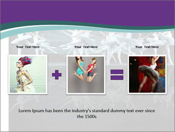 Ballet show PowerPoint Template - Slide 22