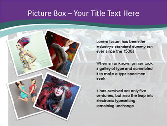Ballet show PowerPoint Template - Slide 23