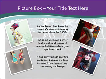 Ballet show PowerPoint Template - Slide 24