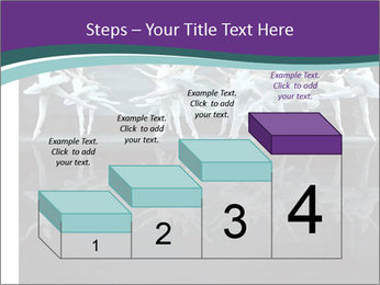 Ballet show PowerPoint Template - Slide 64