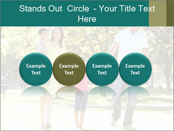 Family Enjoying PowerPoint Template - Slide 76