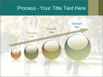 Family Enjoying PowerPoint Template - Slide 87