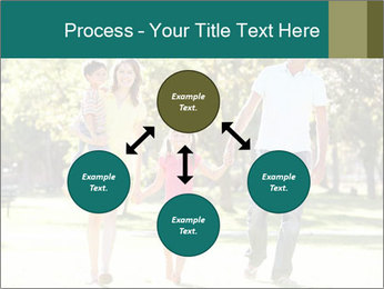 Family Enjoying PowerPoint Template - Slide 91