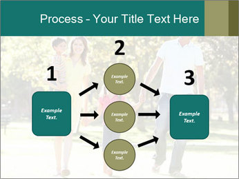 Family Enjoying PowerPoint Template - Slide 92