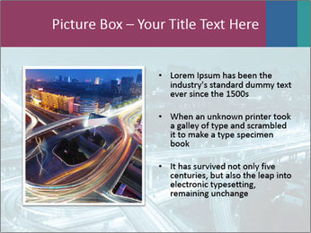 City Scape PowerPoint Template - Slide 13