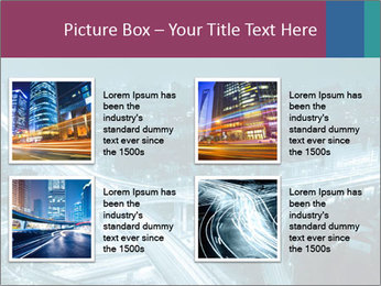 City Scape PowerPoint Template - Slide 14